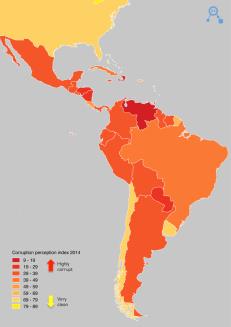 CPI sudamérica 2014